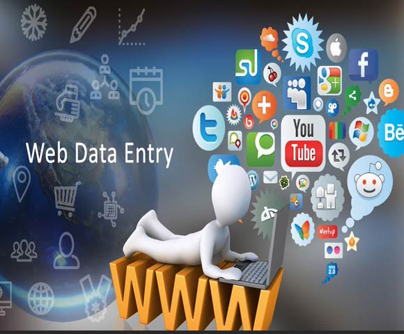 web-data-entry