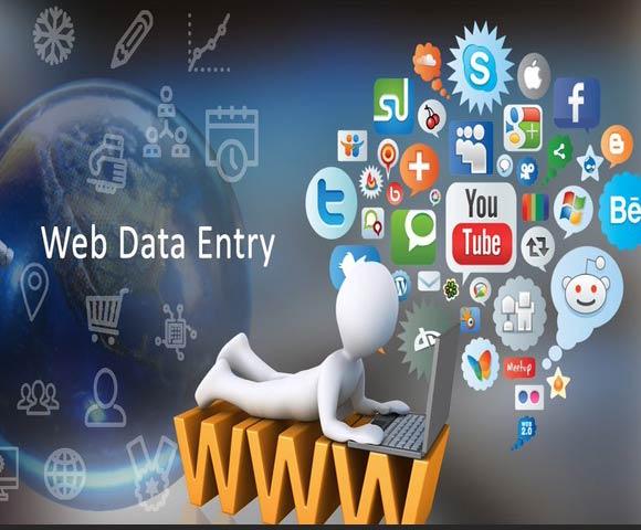 web-data-entry