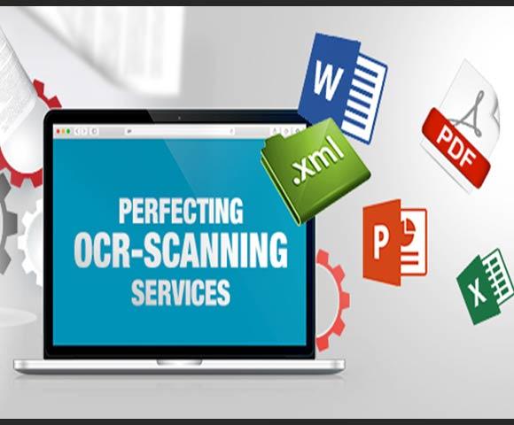 OCR-Scanning